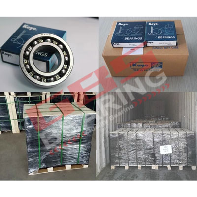 KOYO 665/653 Bearing Packaging picture
