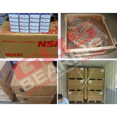 NSK 387A/382 Bearing Packaging picture